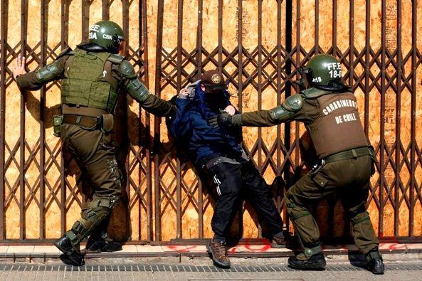 Чили уйдет от грабительского неолиберализма!